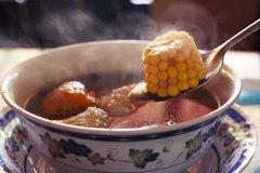 熱々スープ!!