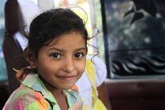 ニカラグアの美少女