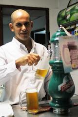 キューバで生ビール!