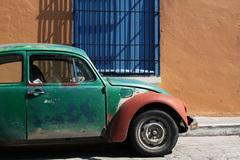 メキシコの渋い車!