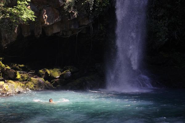 リンコン・デ・ラ・ビエハ火山国立公園