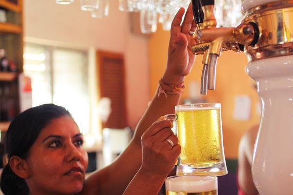 グアテマラビール Gallo